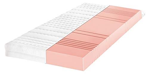 Nicht Zutreffend 7-Zonen-Kaltschaummatratze Schaumstoffmatratze | 100x200 cm | Härtegrad H2