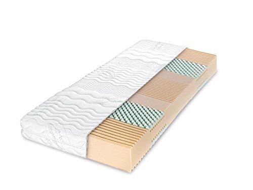 Dunlopillo Matratze - Multi Care | 7-Zonen Kaltschaummatratze | 180 x 200cm | Höhe: 16 cm